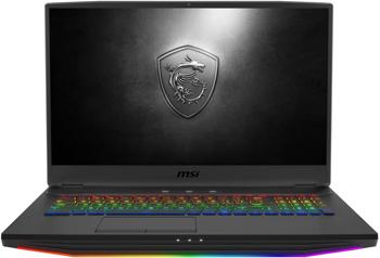Ноутбук MSI GT76 9SG-022RU (9S7-17H212-022) Чёрный цена и фото