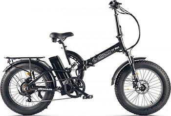 Велосипед Eltreco TT Max черный матовый-2223 022407-2223 велосипед eltreco oscar 2017