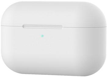 Фото - Чехол силиконовый Eva для наушников Apple AirPods Pro - белый (CBAP303W) домашние тапочки coqui eva