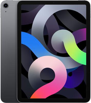 Планшет Apple 10 9-inch iPad Air (2020) Wi-Fi 64 GB серый космос (MYFM2RU/A) планшет apple 10 9 inch ipad air 2020 wi fii