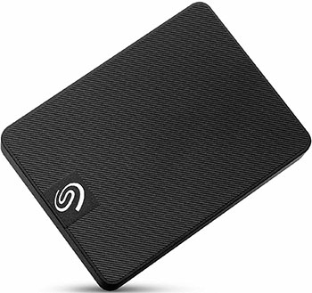 Фото - Внешний SSD жесткий диск Seagate STJD1000400 USB3 1TB EXT внешний жесткий диск seagate sthn1000400 1000гб 2 5 usb 3 0 black