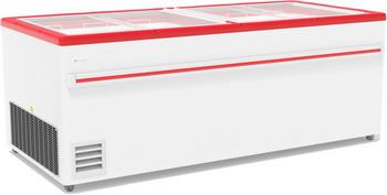 Морозильная бонета Frostor F 2000 B красный