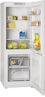 лучшая цена Двухкамерный холодильник ATLANT ХМ 4208-000