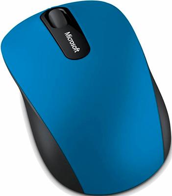 лучшая цена Мышь Microsoft Mobile 3600 голубой/черный (PN7-00024)