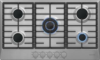 Встраиваемая газовая варочная панель Zigmund amp Shtain GN 258.91 S