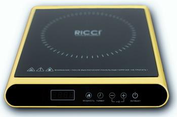 Настольная плита Ricci JDL-H 20 D 19 G золотистая настольная плита ricci jdl h 20 d 19 p розовая