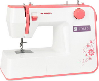 Швейная машина Aurora Style 3 цена и фото