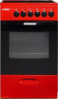 Электроплита Reex CSE-54 gRd красный