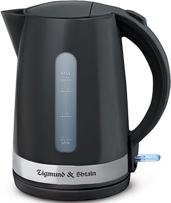 цена Чайник электрический Zigmund & Shtain KE-618 У1-00154666 онлайн в 2017 году