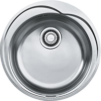 Кухонная мойка FRANKE RON 610-41 3.5'' кругл б/вып 101.0000.561