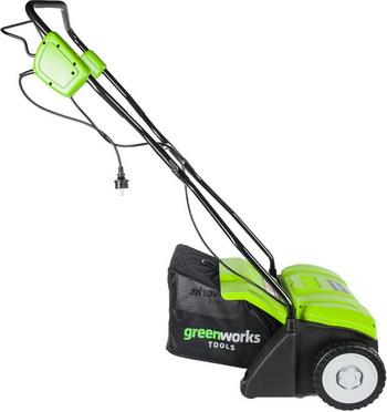 Аэратор Greenworks GDT 35 2505007 все цены