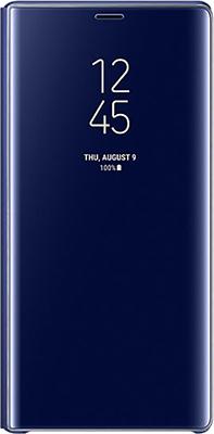 Чехол (флип-кейс) Samsung Note 9 (N 960) ClearView Standing blue EF-ZN 960 CLEGRU конденсатор mundorf mkp mcap zn 100 vdc 3 9 uf