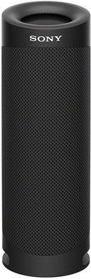 Портативная акустика Sony SRS-XB23B черный