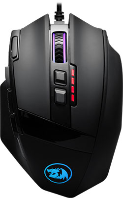 Мышь Redragon Sniper RGB 10 кнопок 12400 dpi