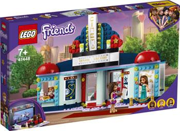 Конструктор Lego FRIENDS ''Кинотеатр Хартлейк-Сити''