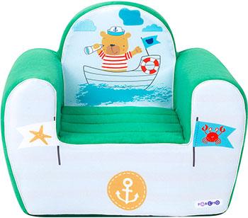 Игровое кресло Paremo серии ''Экшен'' Мореплаватель цвет Неон