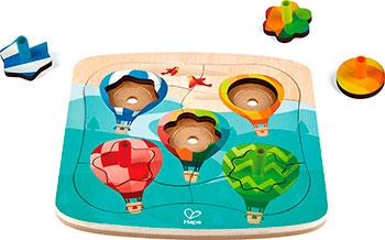 Головоломка-мозаика Hape E1623_HP Воздушные шары