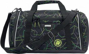 Фото - Сумка спортивная Coocazoo SporterPorter Laserbeam черный сумка спортивная coocazoo sporterporter springman мятный