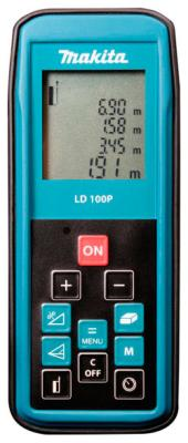 Дальномер лазерный Makita LD 100 P