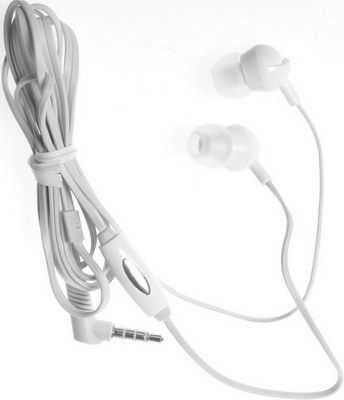 Вставные наушники Harper HV-102 white