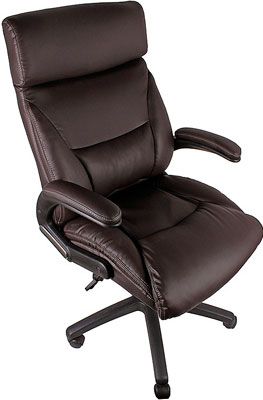 Кресло College HLC-0383-1 коричневый