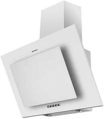 Вытяжка MAUNFELD TOWER C 60 Белый/Белое стекло