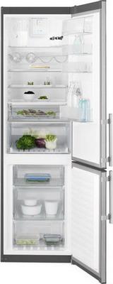 Двухкамерный холодильник Electrolux EN 3854 NOX двухкамерный холодильник electrolux en 3452 jow