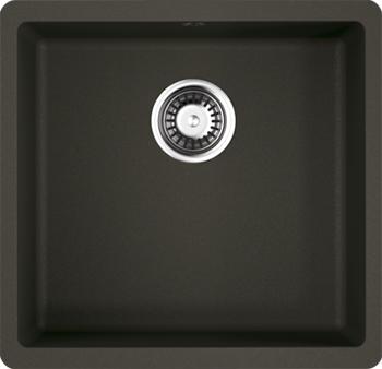 Кухонная мойка Omoikiri Kata 44-U-DC Artgranit/темный шоколад (4993402)