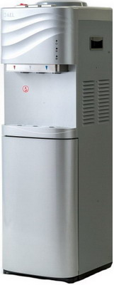 Кулер для воды AEL LC-AEL-820 silver кулер для воды ael lc ael 280 b full silver