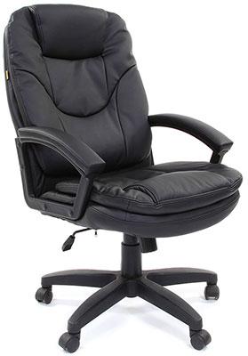 Офисное кресло Chairman 668 LT черный цена и фото