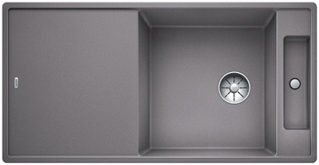 Кухонная мойка BLANCO AXIA III XL 6 S InFino Silgranit алюметаллик ( столик ясень) 523502