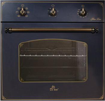лучшая цена Встраиваемый электрический духовой шкаф DeLuxe 6006.03 эшв - 062