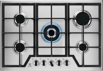 Встраиваемая газовая варочная панель Electrolux GPE 373 MX цена и фото