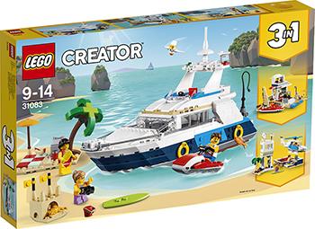 Конструктор Lego Морские приключения CREATOR 31083 creator pro