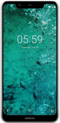 Смартфон Nokia 5.1 Plus Dual Sim белый