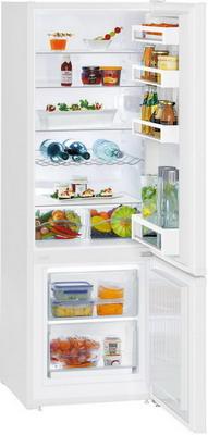 все цены на Двухкамерный холодильник Liebherr CU 2831-20 онлайн
