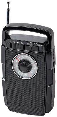 цена на Портативный радиоприемник MAX MR-322 черный