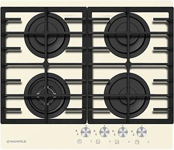 Встраиваемая газовая варочная панель MAUNFELD MGHG.64.17 IL цена 2017