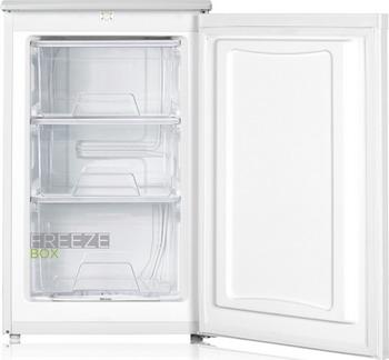 Морозильник Midea MF 1084 W комплект midea холодильник mrb519sfnw1 морозильник mf 1084 w