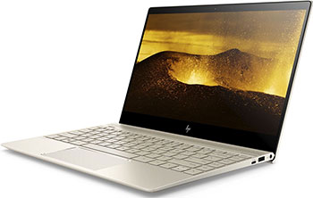 Ноутбук HP Envy 13-ad 107 ur <2PP 96 EA> i7-8550 U (Silk Gold)