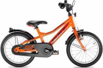 Велосипед Puky ZLX 18 Alu 4372 orange оранжевый цена 2017