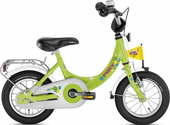 Велосипед Puky ZL 12-1 Alu 4125 kiwi салатовый no name для tower 3 диаметр 8 5 alu 2шт 9 5 alu 1шт 9535 0311