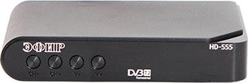 Цифровой телевизионный ресивер Эфир DVB-T2 HD HD-555