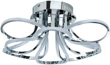Люстра подвесная DeMarkt Аурих 496017608 300*0 1W LED 220 V demarkt подвесная светодиодная люстра demarkt аурих 496018401