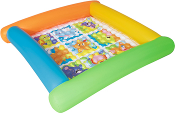 Надувной бассейн BestWay 132 x 132 x 23 52240 BW