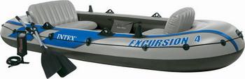 Надувная лодка Intex Excursion 4 Set 68324