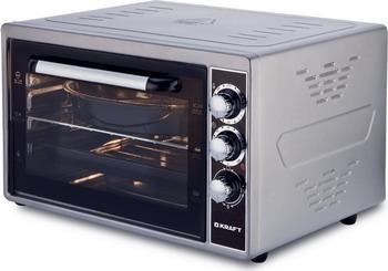 Электропечь Kraft KF-MO 3801 GR серый цена