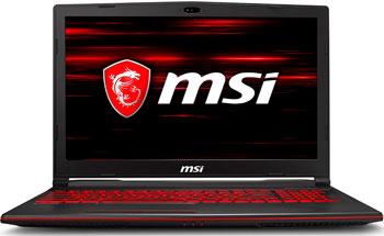 Ноутбук MSI GF 63 8RC-622 RU i5-8300 H (9S7-16 R 112-622) Black tg h 015 r ru