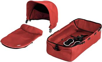 Цветной набор для коляски Seed Pli Mg red 25189