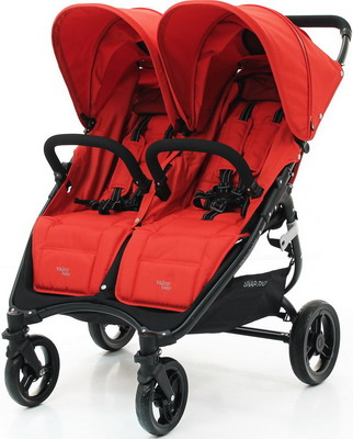 Коляска Valco baby Snap Duo Fire red 9885